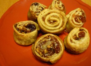 Jam Packed Pie Crust Pinwheels