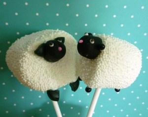 marshmallow schaapjes