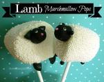 Lamb Marshmallow Pops by SweetSimpleStuff
