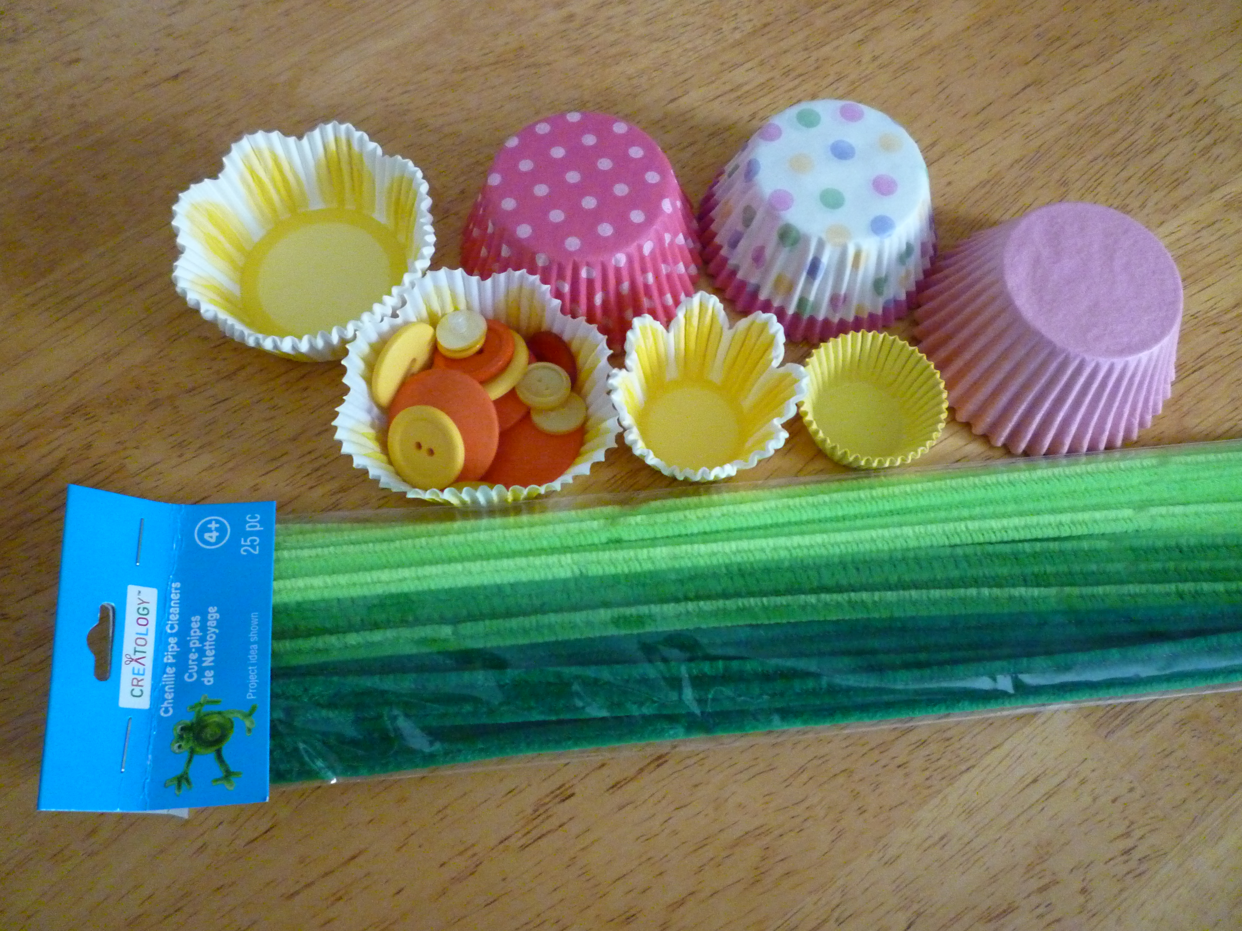 Cupcake paper flowers and a giveaway sweet simple stuff bend jeuxipadfo Gallery
