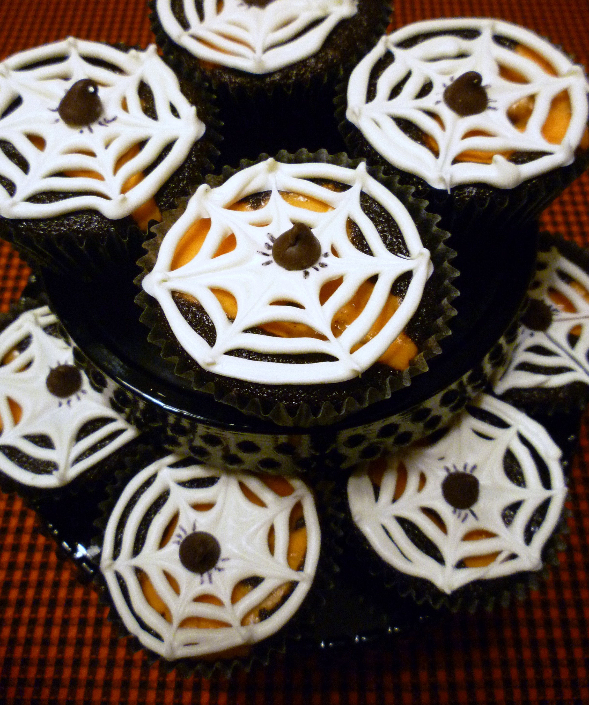 Easy Black Bottom Cupcakes With Cake Mix