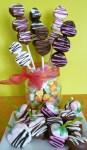 Chocolate Strawberry Marshmallows
