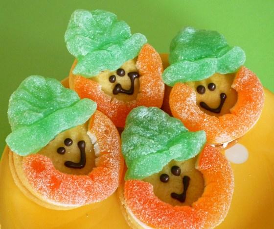 Leprechaun Cakesters