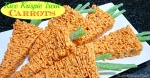 Rice Krispie Treat Carrots by SweetSimpleStuff