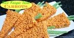 Rice Krispie Treat Carrots by SweetSimpleStuff
