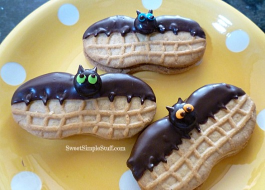 halloween-bat-cookies