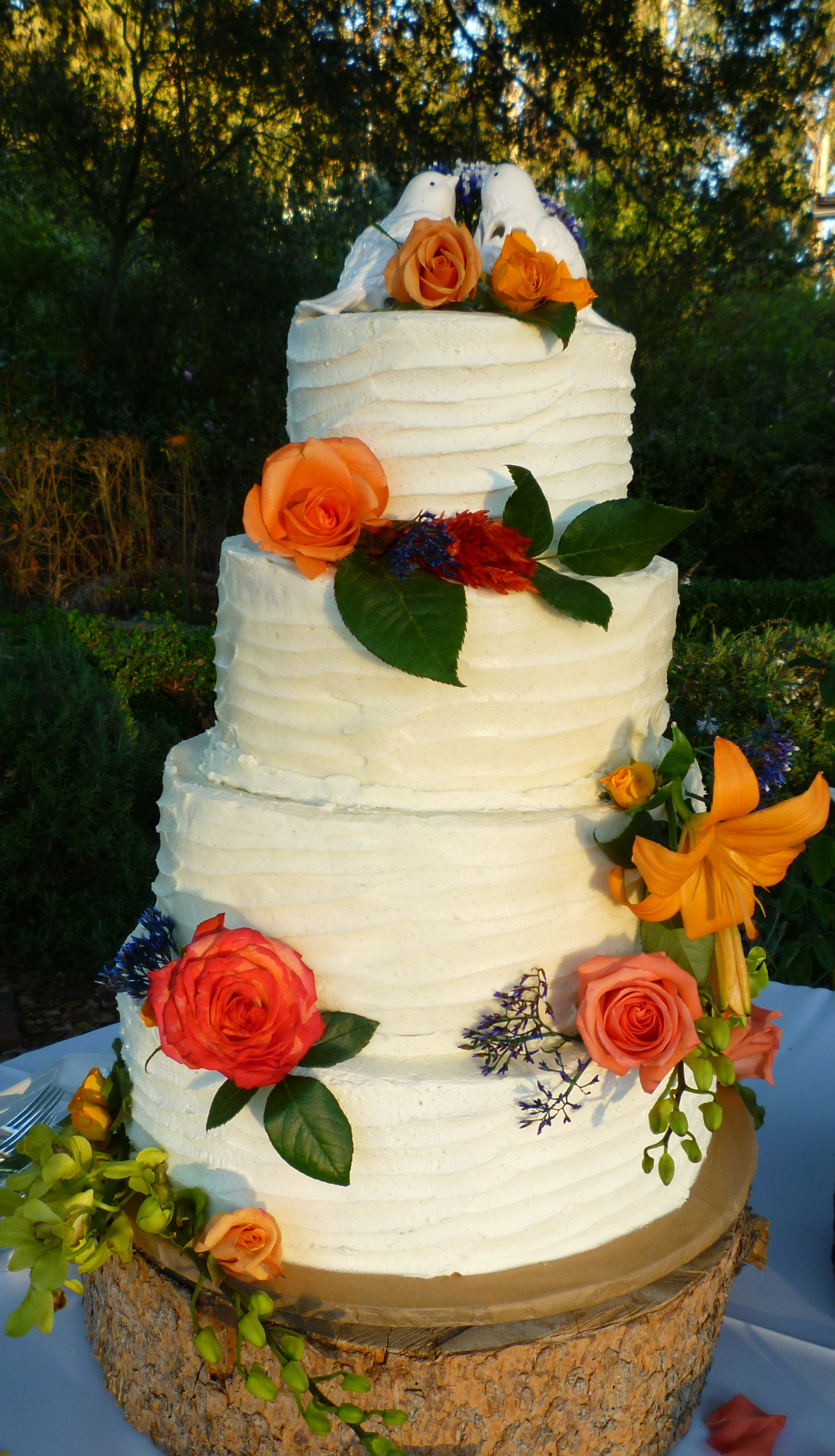 Carrot Cake Recipes For Wedding Cakes
