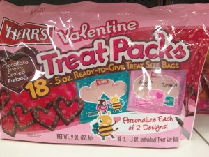 Herr's Valentine Treat Packs
