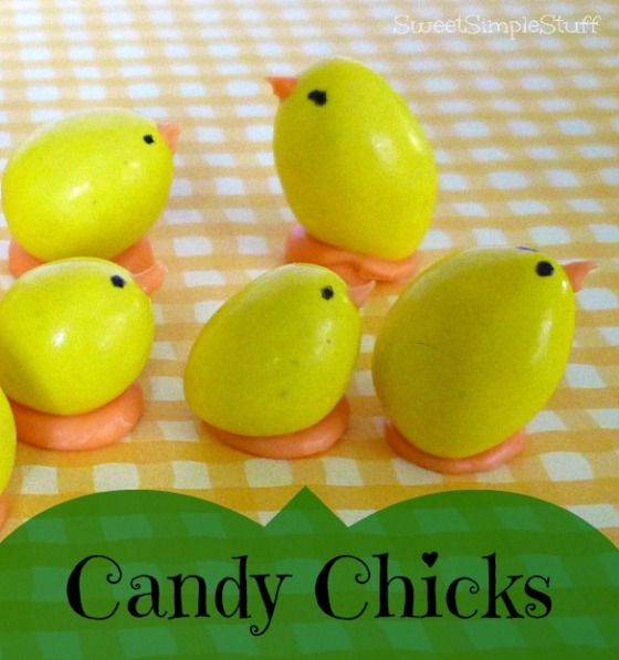 Candy Chicks by SweetSimpleStuff