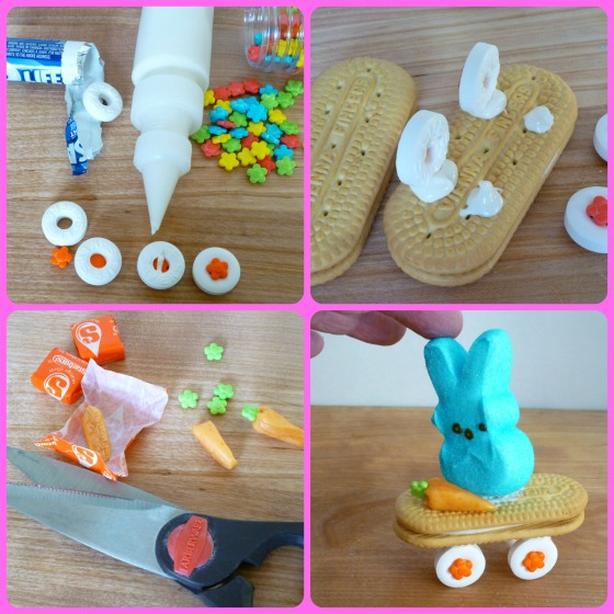 How to - Peeps on skateboards