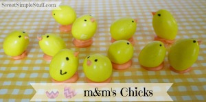 m&m's Chicks