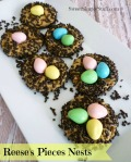 Reese's Pieces Nests