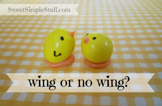 wing or no wing