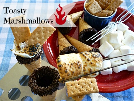 Toasty Marshmallows