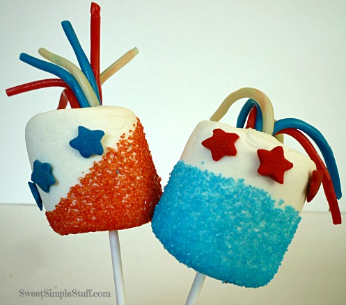 4th of July Firecracker pops