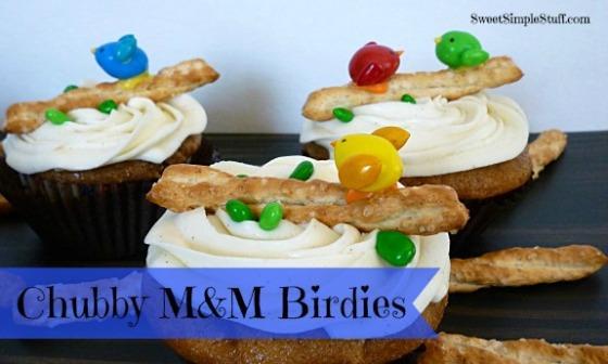 Chubbby M&M Birdies