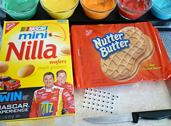 Nutter Butter Baseball supplies