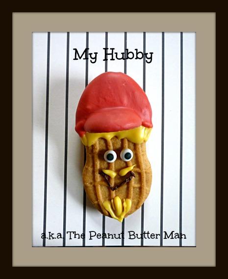 The Peanut Butter Man
