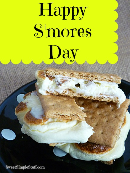 Happy S'mores Day