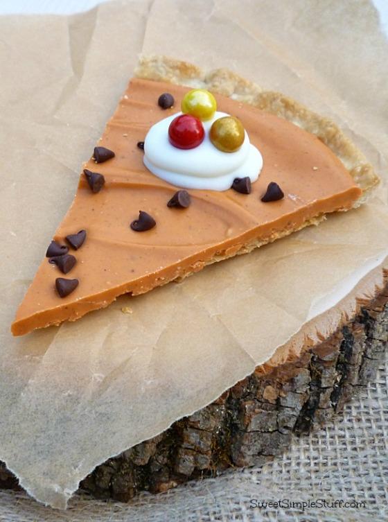 Pumpkin Pie candy chocolate Sixlets