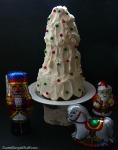 Christmas Tree Cake 3-d