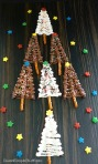 christmas tree pretzels Ovation sticks