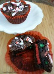 Peppermint Brownie Oreos
