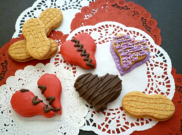 How To Mend A Broken Nutter Butter Heart Sweet Simple Stuff