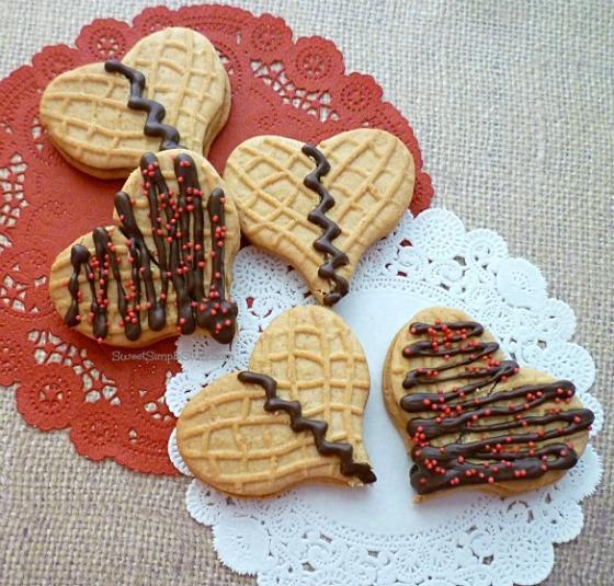 P1030534 Nutter Butter Heart