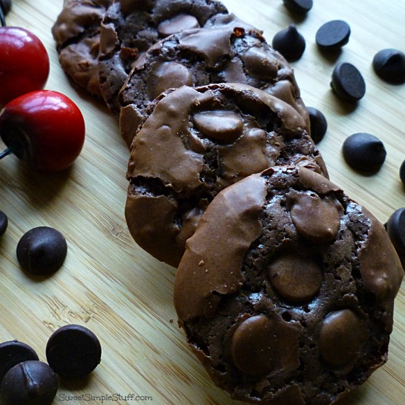 ... flourless double chocolate cookies flourless double chocolate pecan