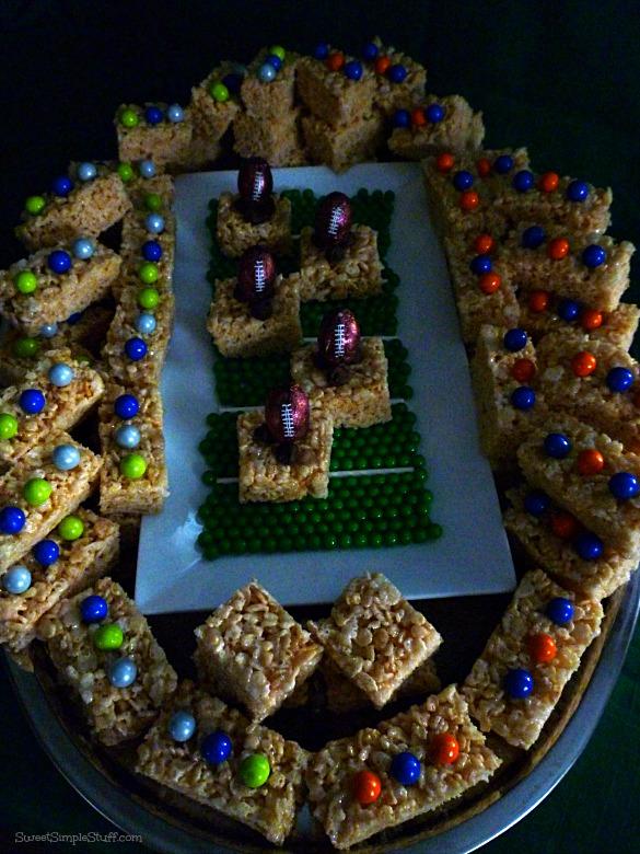 Super Bowl Treats and Vegan Eats | Live a Green & Natural ... |Super Bowl Goodies