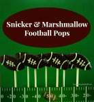 P1030597 Snicker & Marshmallow Football Pops