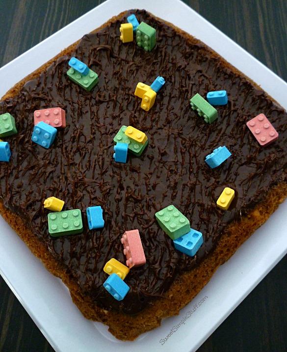 P1030641 Lego Movie Cookie Bars