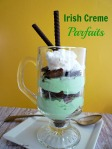 Irish Creme Parfaits