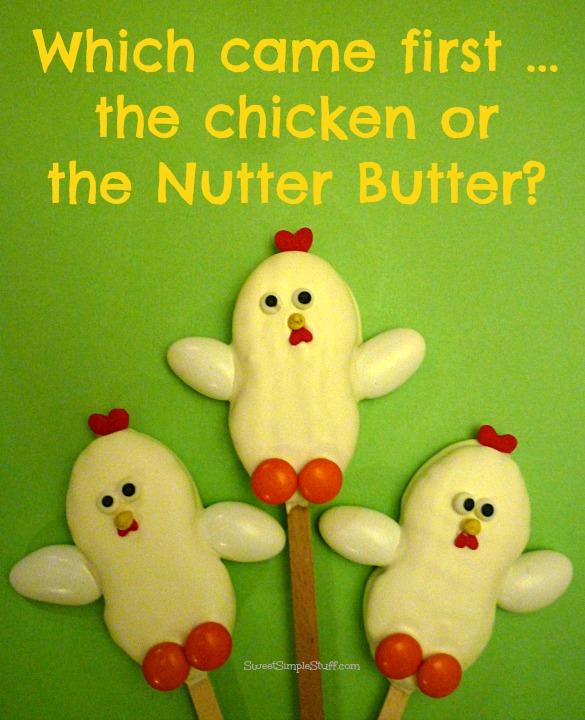 Chicken Nutter Butter