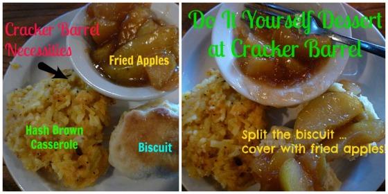 Cracker Barrel Dessert
