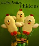 Nutter Butter Chicks Chickens