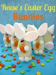 Reese's Easter Egg Bunnies