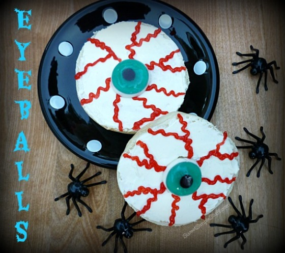 Easy Eyeballs - SweetSimpleStuff.com