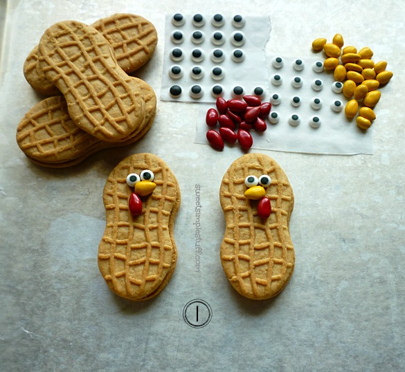 Turkey cookie