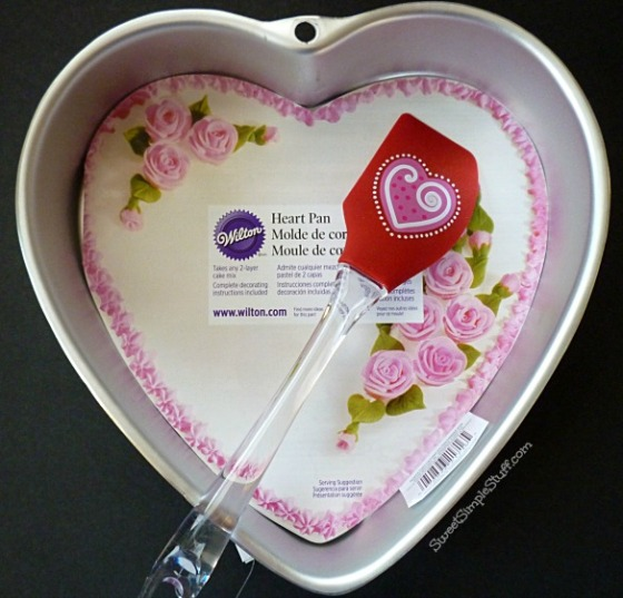 Heart Pan Giveaway - SweetSimpleStuff.com