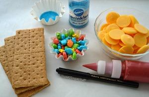 Dr. Seuss graham crackers by SweetSimpleStuff