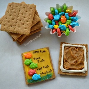 Dr. Seuss Peanut Butter Book by SweetSimpleStuff