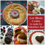 Last Minute Cookies to make for Valentine's Day by SweetSimpleStuff