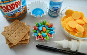 One Fish Two Fish Peanut Butter cookies by SweetSimpleStuff