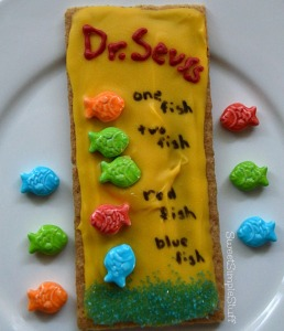 One fish two fish red fish Crackers by SweetSimpleStuff
