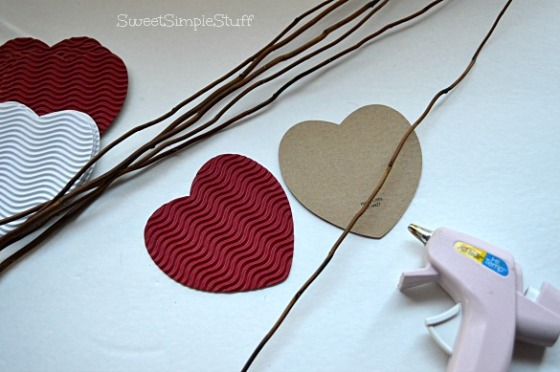 Paper Heart Flower by SweetSimpleStuff