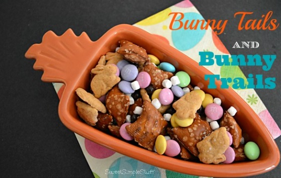 Bunny Tails and Bunny Trails by SweetSimpleStuff