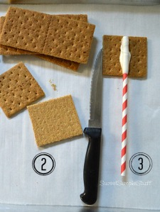 Graham Cracker Basketball by SweetSimpleStuff