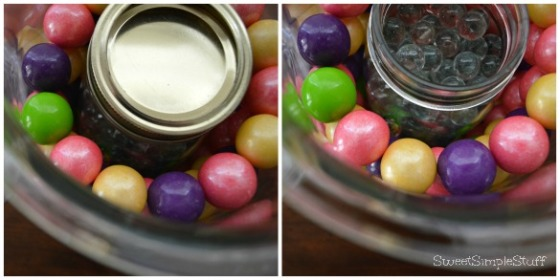 marbles for centerpiece by SweetSimpleStuff